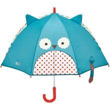 Parapluie Zoo hibou bleu  par Skip Hop