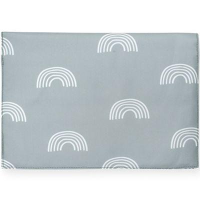 Pochette de change Rainbow gris (18 x 25 cm)  par Jollein