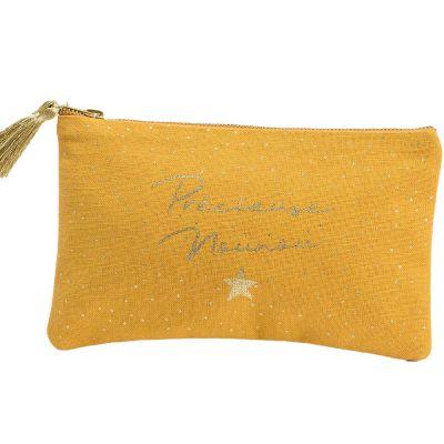Pochette jaune Précieuse nounou  par Amadeus Les Petits