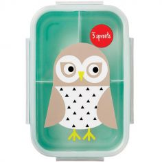 Lunch box Chouette