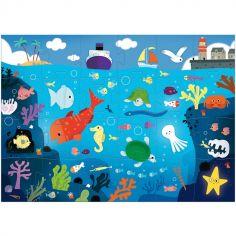 Puzzle géant Sous la mer (32 pièces)