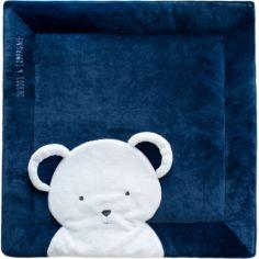 Tapis de jeu Tapidou ours (100 x 100 cm)