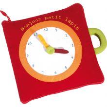 Livre bébé Bonjour Petit Lapin  par Lilliputiens