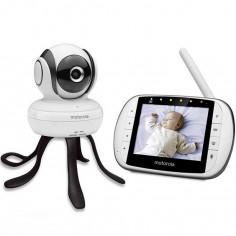 Moniteur bébé vidéo avec écran 3.5