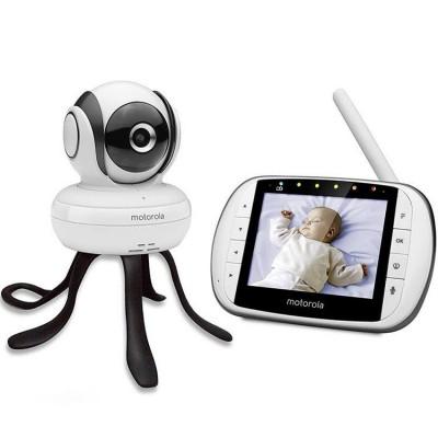 Moniteur bébé vidéo avec écran 3.5 Motorola