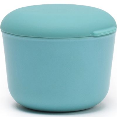 Boîte à goûter Go Store turquoise lagon (225 ml)  par EKOBO
