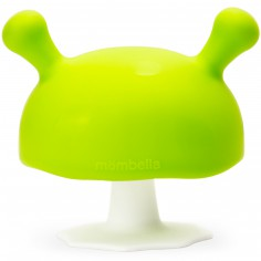 Champignon de dentition vert