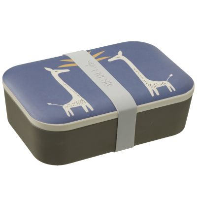 Lunch box Girafe  par Fresk