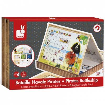 Bataille navale pirates  par Janod