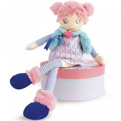 poupée souple Demoiselle Wiiizzz Louison (40 cm) Doudou et Compagnie