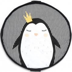 Tapis de jeu nomade 2 en 1 Pingouin
