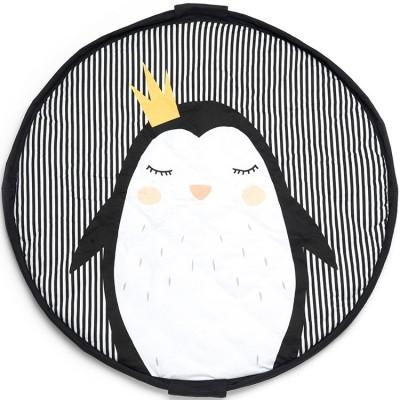 Tapis de jeu nomade 2 en 1 Pingouin  par Play&Go