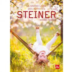 Livre Le grand livre des activités Steiner Au fil des saisons