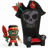 Figurine Kyle and Ze Throne - Djeco