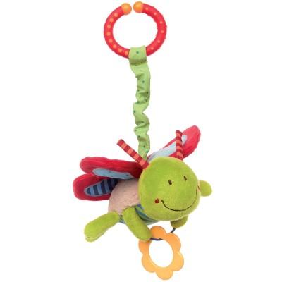 Papillon d'activités vibrant à suspendre PlayQ Sigikid