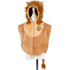 Poncho lion Peke (2 ans)