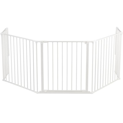 Barrière de sécurité Configure Flex XL blanche  par BabyDan