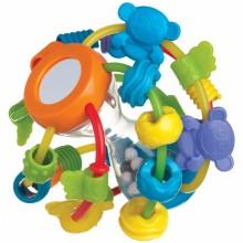 Balle multi-activités avec animaux  par Playgro