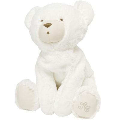 Peluche géante Prosper l'ours polaire écru (90 cm) Tartine et Chocolat
