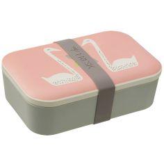 Lunch box Cygne