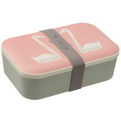 Lunch box Cygne  par Fresk
