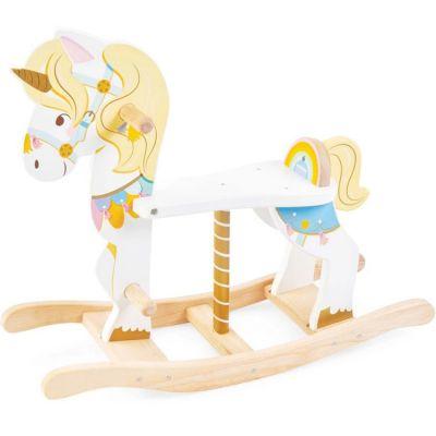 Licorne à bascule en bois  par Le Toy Van