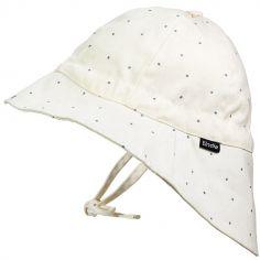 Chapeau été à pois Tender Blue Dew (1-2 ans)