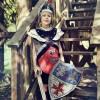 Heaume de chevalier Nicolas  par Souza For Kids
