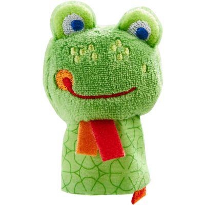 Marionnette à doigt Fabi la grenouille  par Haba