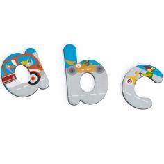 Lettres magnétiques City (60 lettres)