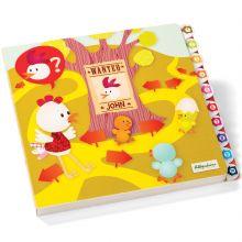 Livre jeu labyrinthe Ophélie Smart Wonders  par Lilliputiens
