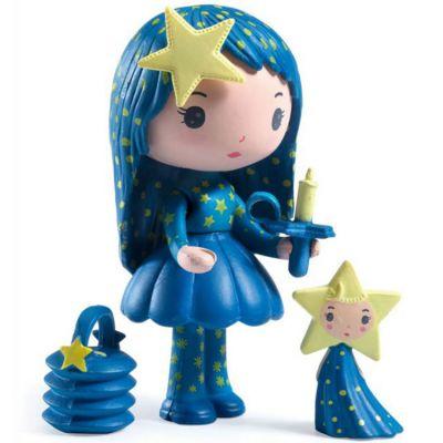 Figurine étoile Luz et Light Tinyly  par Djeco