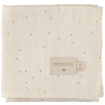 Lange Honey sweet dots (70 x 70 cm)  par Nobodinoz