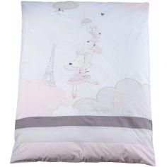 Housse de couette et taie d'oreiller Lilibelle (100 x 135 cm)
