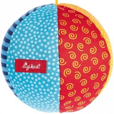 Balle hochet colorée  par Sigikid