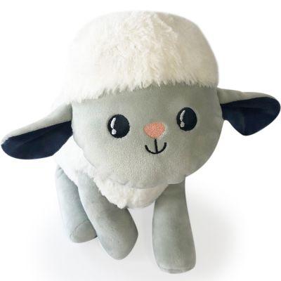 Peluche bruit blanc Milo le mouton Pabobo
