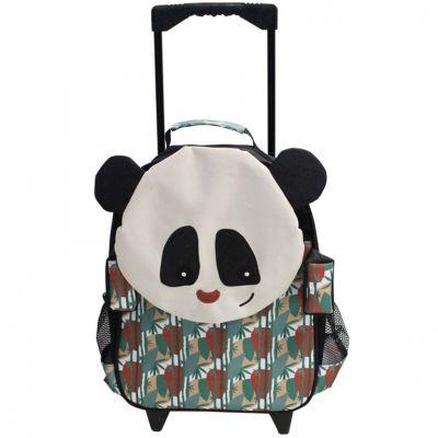 Valise trolley 2 en 1 Rototos le panda  par Les Déglingos