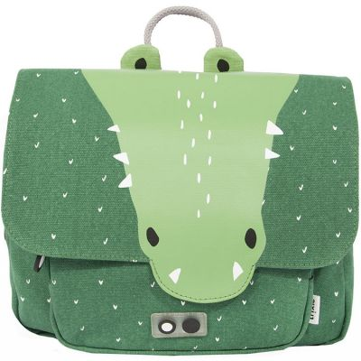 Cartable maternelle Mr. Crocodile  par Trixie