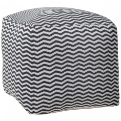 Pouf carré Timeless
