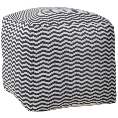 Pouf carré Timeless  par Noukie's