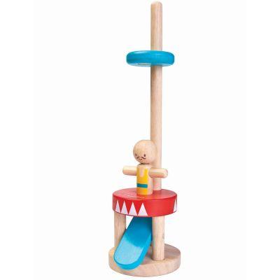 Saut de l'acrobate  Plan Toys