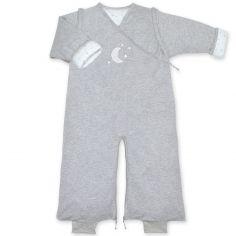 Gigoteuse légère pady jersey Stary gris chiné TOG 1 (70 cm)