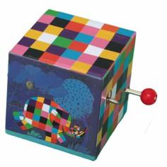 Cube manivelle Elmer