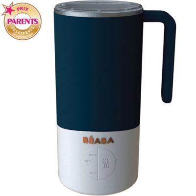 Préparateur de biberon Milk prep bleu nuit  par Béaba