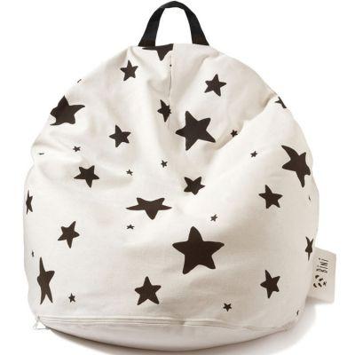Pouf géant étoiles (80 x 110 cm)  par BINI