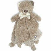 Doudou plat Millie & Boris Boris l'ourson (27 cm) - Mamas and Papas