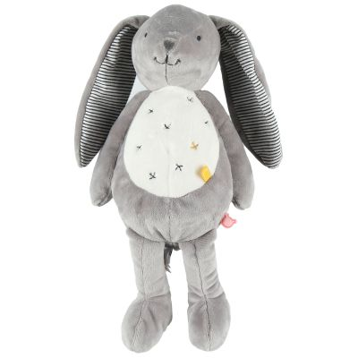 Peluche lapin Gaby Timeless (29 cm) Noukie's