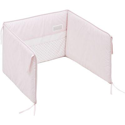 Tour de lit Star Rosa (pour lit 60 x 120 cm ou 70 x 140 cm)  par Cambrass