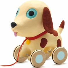 Jouet à trainer chien Théo