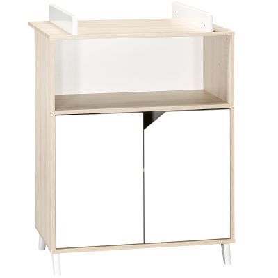 Commode à langer Scandi naturel Baby Price